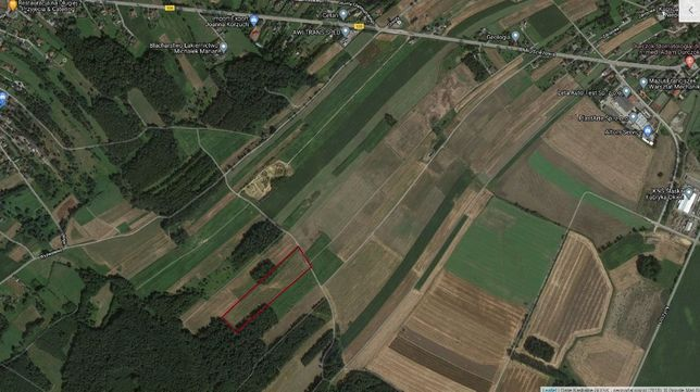 Wydzierżawie ziemie grunt rolny 2,6 ha Wodzisław Kokoszyce