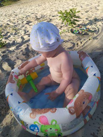 Надувной бассейн детский для самых маленьких