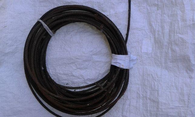 Трос стальной, 8 мм, СРСР