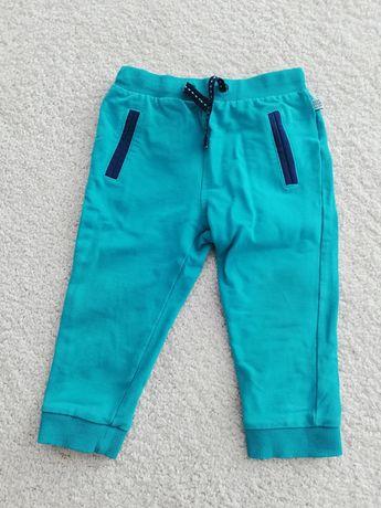 Spodnie dresowe Cocodrillo, rozmiar 74.