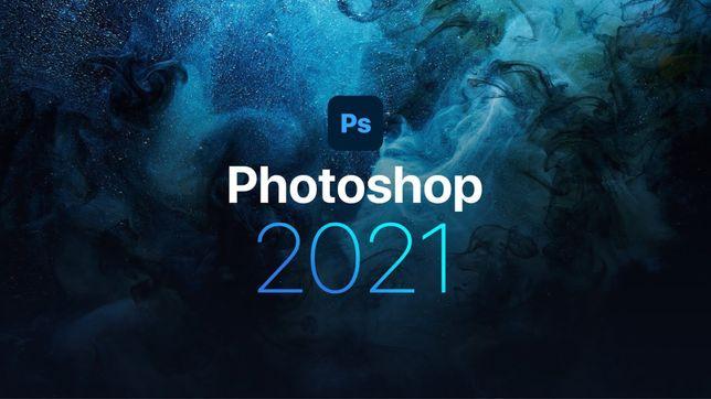 Adobe Photoshop CC 2021. /Nowy. Wersja na Windows/Mac