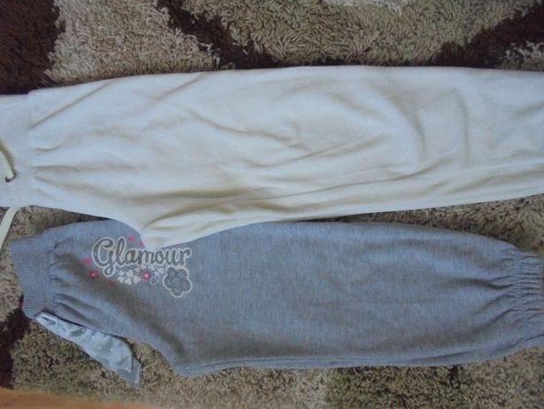 Spodnie dresy do przedszkola