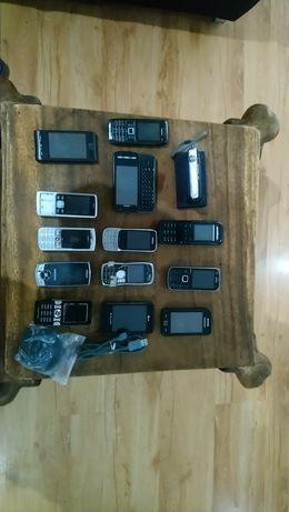 Telefony komorkowe i aparat