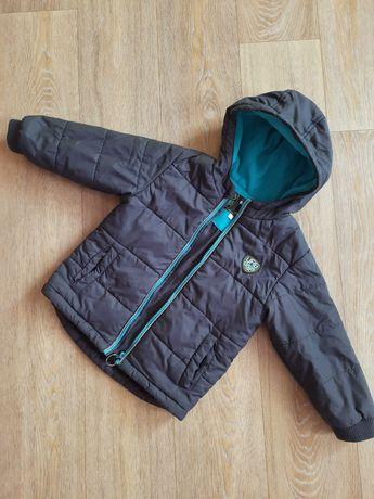 Куртка демисезонная, курточка осень мальчика 3-4 года, рост 92-98 см.