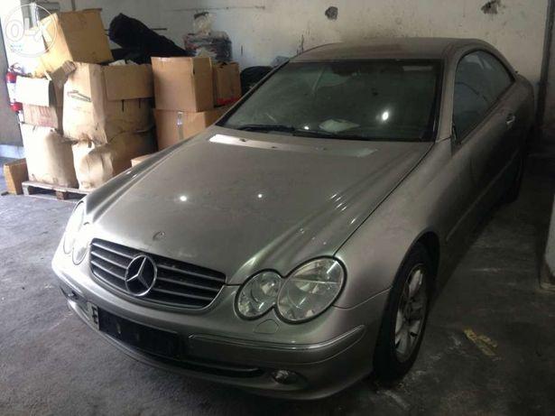 Mercedes CLK 270cdi 2004 para peças