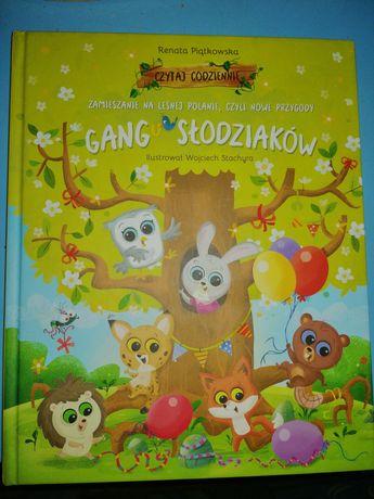 Nowa książka gang słodziaków