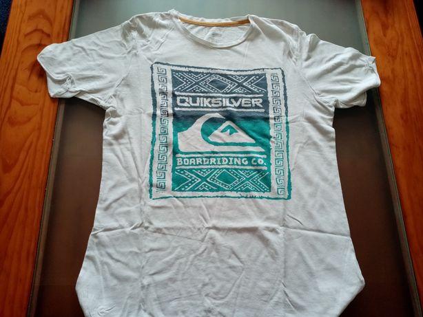 T-shirts tamanho 12 Quiksilver, Levi's