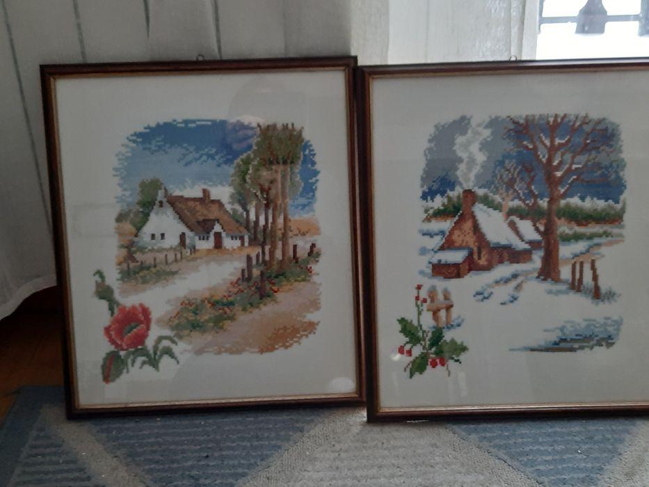 Obrazy haftowane Wieliczka - image 1
