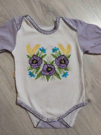 Дитячий костюм 0-3 місяців