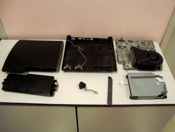 PS3 Slim - Peças