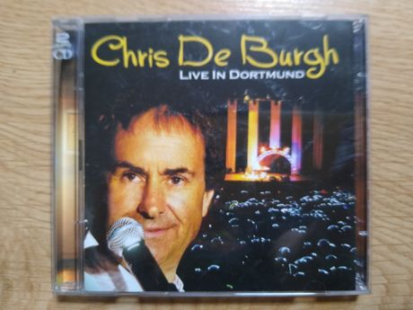"Chris De Burgh ""Live in Dortmund"" 2CD"