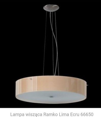 Nowoczesna lampa ramko 66650