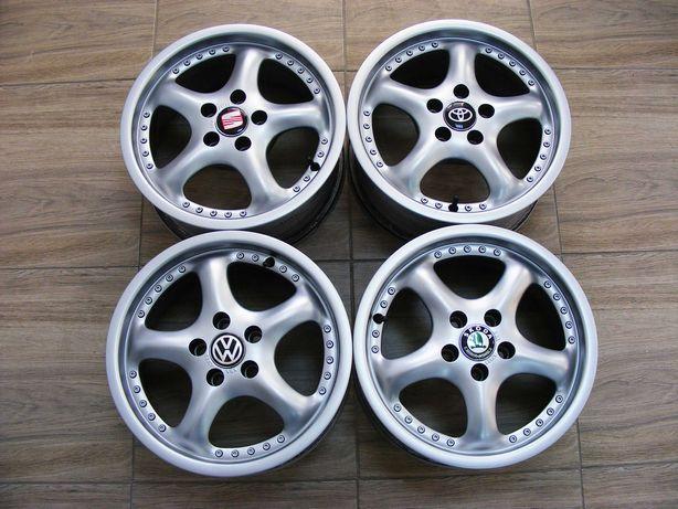Диски R15 VW Golf 4,Seat Ibiza,Skoda Octavia Tour,Toyota Avensis 5/100