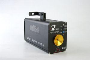 Laser Display System - laserowe światło dyskotekowe 150mW