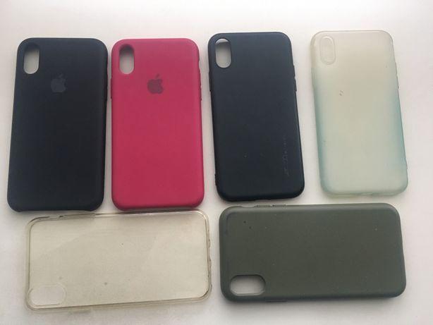 Продам чехол на iphone X(XS)