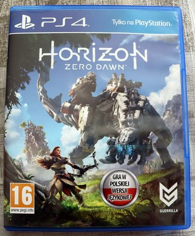 Horizon Zero Dawn po POLSKU na PS4