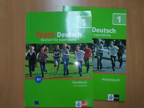 Team Deutsch 1, комплект