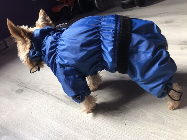Ubranie dla psa kurtka ubranko S