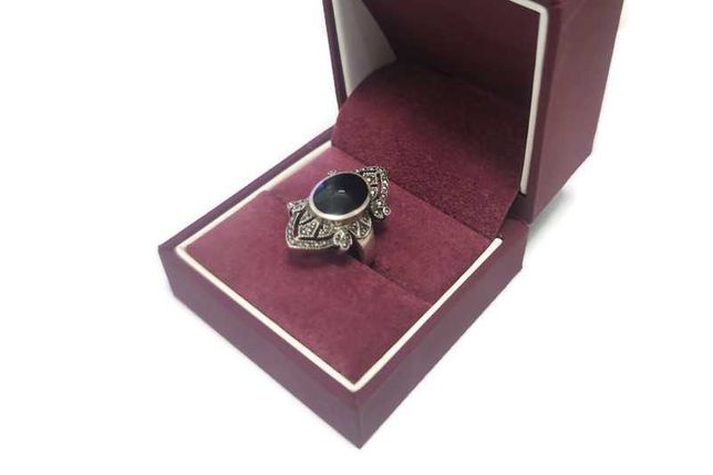 Srebrny pierścionek 925 / 7,44g