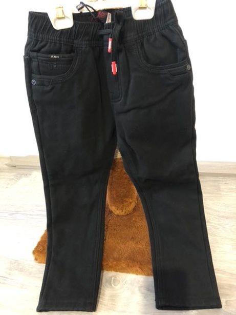Штаны тёплые для мальчика, штаны зимние, джинсы тёплые