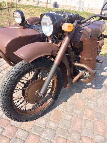 Продам мотоцикл Дніпро МТ