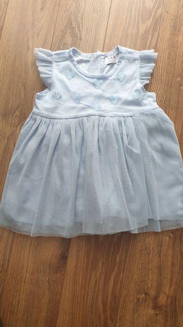 Sukienka 5.10.15 r. 80