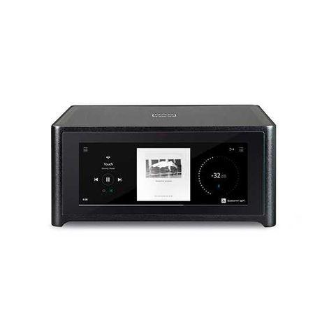 Amplificador integrado com streaming BluOS NAD M10 V2