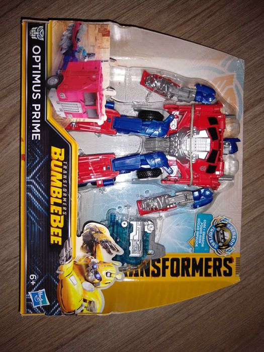 Transformers Hasbro Optimus prime E0754. Nowy Warszawa - image 1