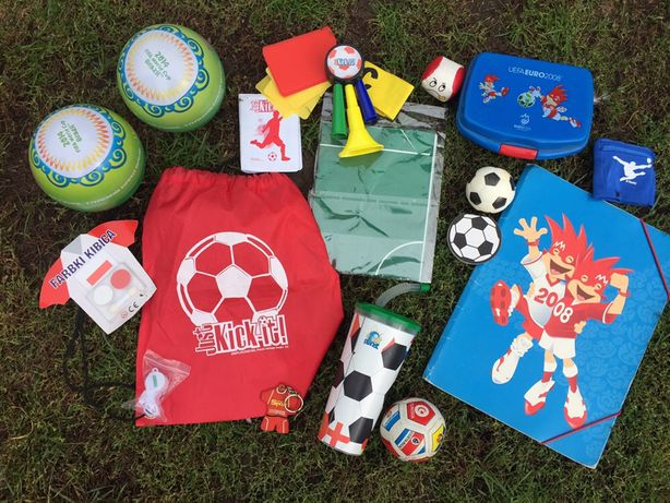 Gadżety piłka nożna