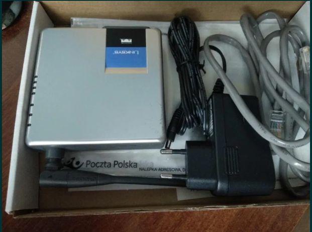 Linksys Wireless Router WRT54GC - SPRAWNY
