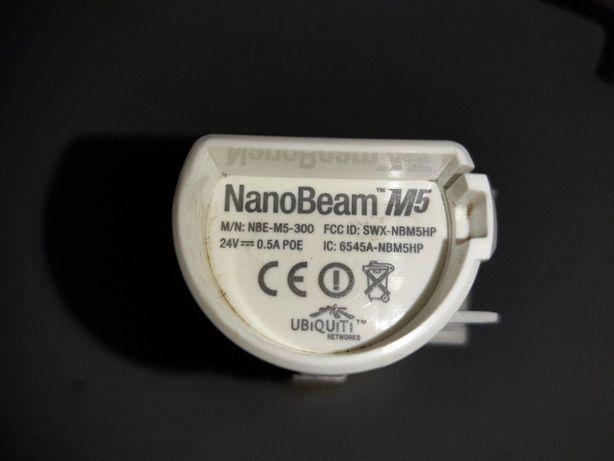 Точка доступа Ubiquiti NanoBeam M5-300 (NBE-M5-300) 5ГГц