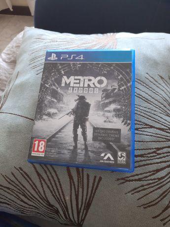 Jogo Metro Exodus Playstation 4 (PS4)