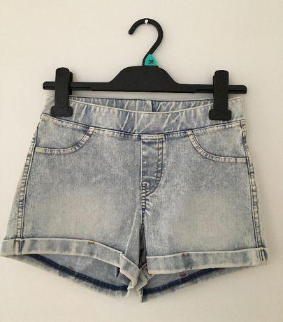 Nowe szorty jeansowe H&M