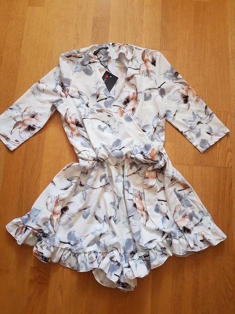 Комбинезон- плаття