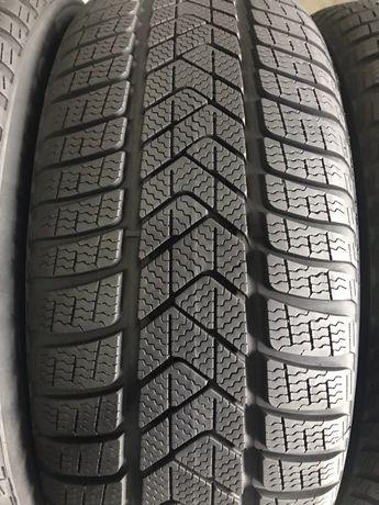 225/55/18 R18 Pirelli SottoZero 3 4шт новые зима