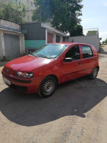 Fiat Punto 1.2 benzyna *gaz*2003r. *niski przebieg 170tys.*