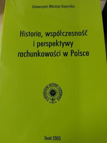 Historia, współczesność i perspektywy rachunkowości w Polsce