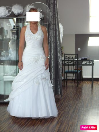 Suknia ślubna + bolerko + wysyłka gratis