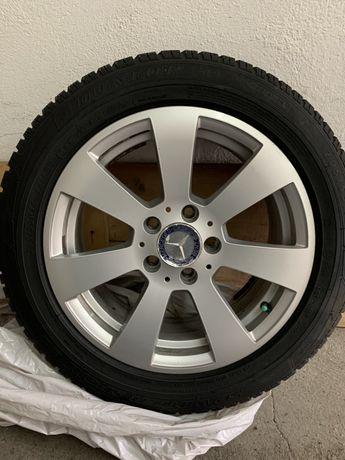4x Koła Oryginał Mercedes 205/55R16 7Jx16 H72 ET43 10W 42