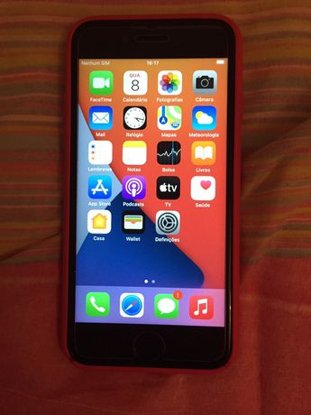Iphone 7 praticamente novo