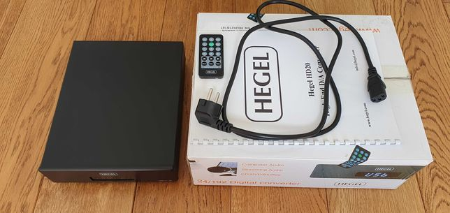 HEGEL HD20 DAC przetwornik