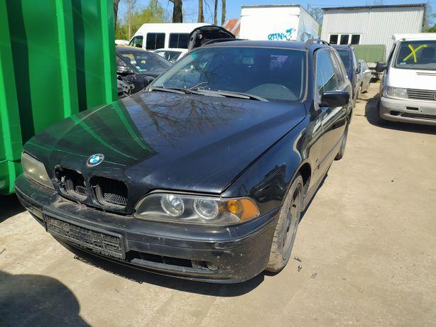 BMW E39 520d 2002r Touring Tylko na części