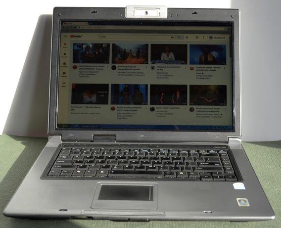 Laptop AsusF5R/2x1.8GHz/2GB/Win Xp/Diagnostyka
