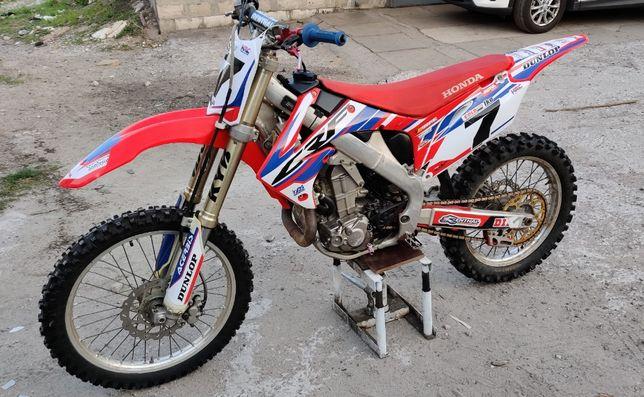 Продам Honda Crf 450 2009