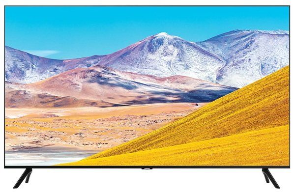 Телевизор SAMSUNG UE43TU8002 Украинский Смарт