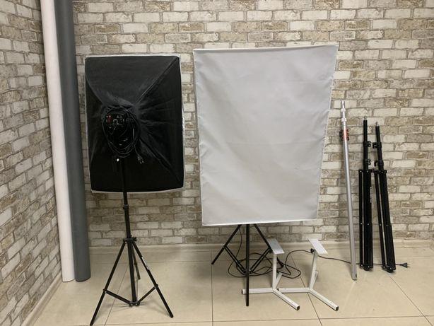 Комплект професиональной фото видеосъемки