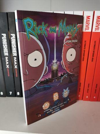 Rick and Morty tom 2: