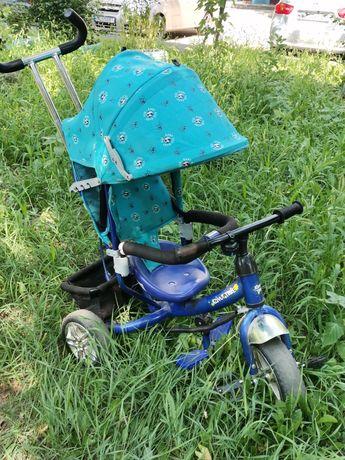 Велосипед коляска детский Николаев