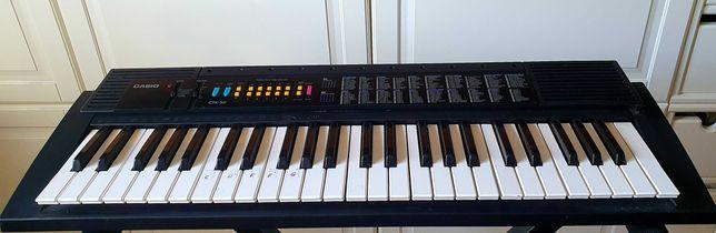 Keyboard Casio z dużymi klawiszami do nauki