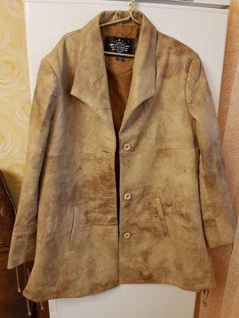 Куртка Женская. (Кожаная.)
